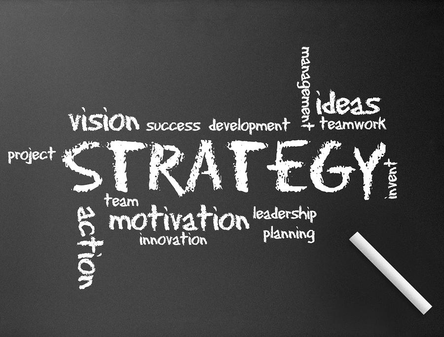 Chalkboard – Strategy